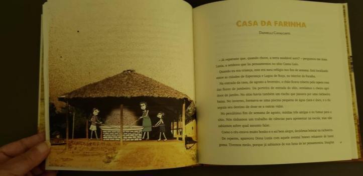 Casa da farinha Danielli Cavalcanti