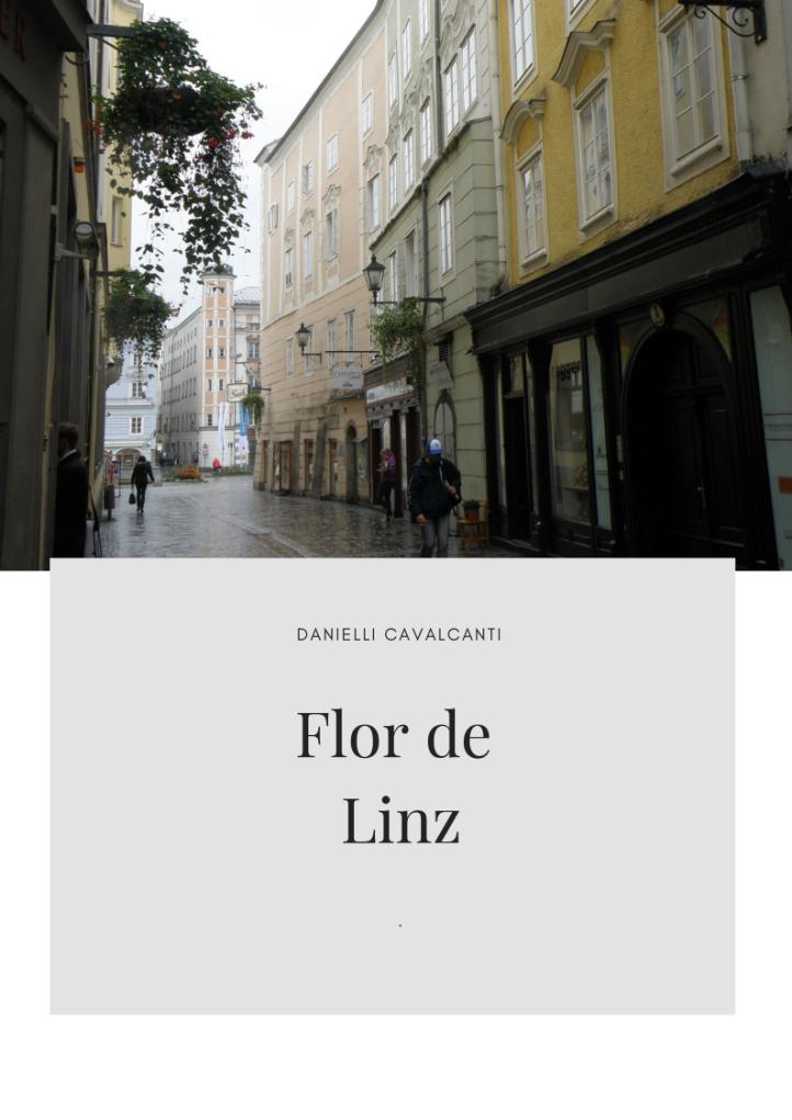 Cover Flor de Linz 3. edicao