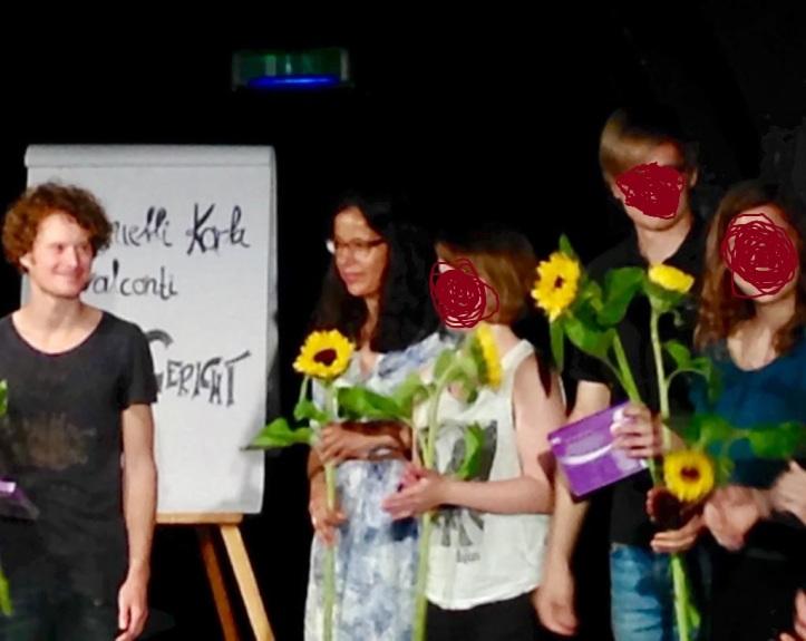 Das Gericht - Präsentation an dem Landestheater Linz 2014