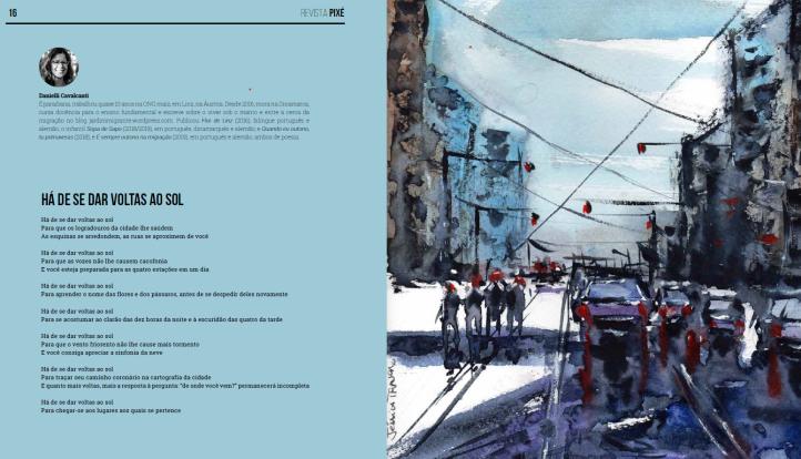 Revista Pixé Edicao Brasileiras no Exterior 2020